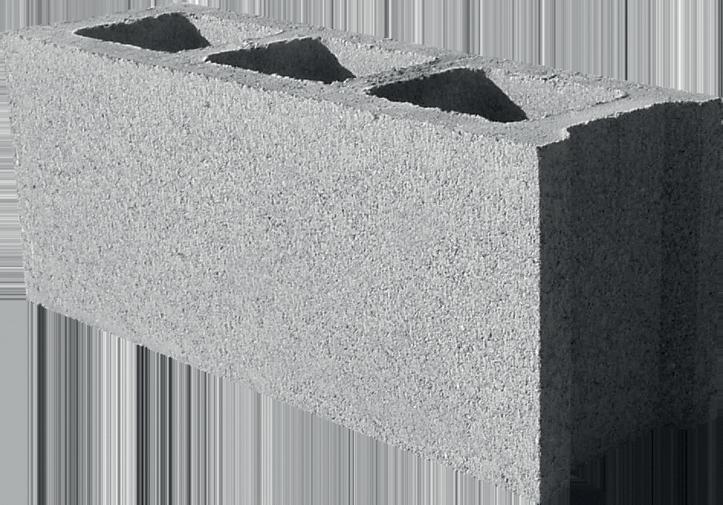 Blocco in cemento tagliafuoco